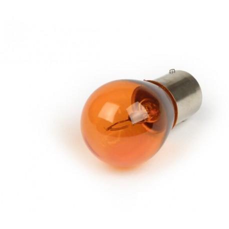 Žarnica 6V 21W   Ba15s  - oranžna