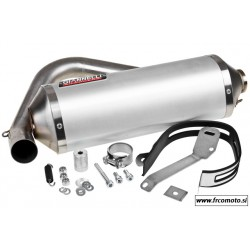 Izpuh -  Giannelli Ipersport Alu (E) - KTM Duke 125cc /  200cc - 2011 - 2014