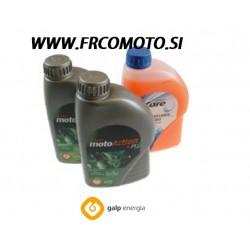 Olje - Galp High-Quality Racing Oil - 1L