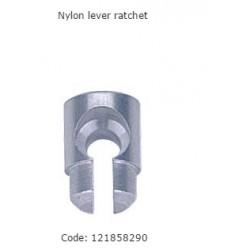 Nylon lever ratchet