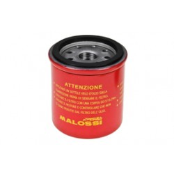 OLJNI FILTER -MALOSSI Red Chilli- Piaggio 125-200cc Leader, 250cc Quasar