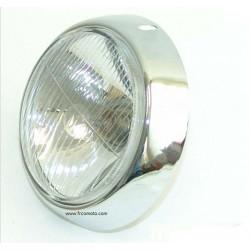 Headlight set Tomos T12 / Puch MV50