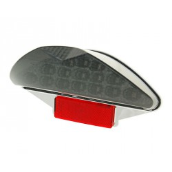 Zadnja luč - 101Octane - LED Smoked  LED Yamaha - Nitro, Aerox, CPI