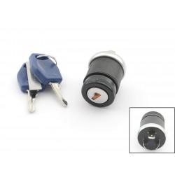 Ignition lock / switch 3-pin universal