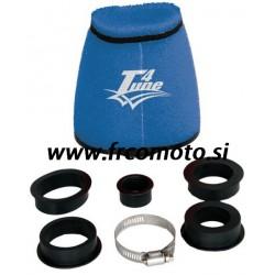 Zračni filter 4Tune Trapez - BLUE -  Ø 50-45-43-35-28