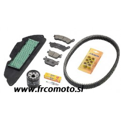 Repair servis kit - C4  Honda Sh 300i (\'07-\'12)