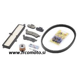 Repair servis kit - C4 - Suzuki Burgman 125 K7 (\'08-\'12)