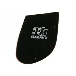 Zračni filter pena Naraku Double Layer - Kymco SF10-Super 9- Bet&Win,Agility,Grand dink