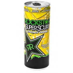 Energijska pijača - Rockstar Lemon&Lime 250ml