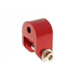 Povišek CNC 40mm rdeč Piaggio