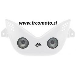 Žaromet - sprednja luč - 4Tune -STR -Model- Yamaha Aerox /Nitro / White