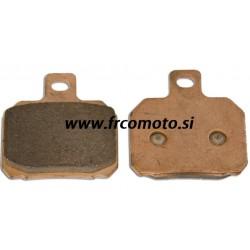 Zavorne ploščice - R4Racing - Sintered - X9 500,Majesty 125-150-180 post.