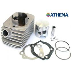 Cilinder kit Athena - Alu6T 63cc - 43x 10 mm- Piaggio Ciao / Si / Bravo