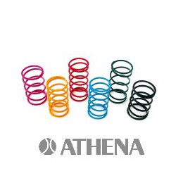 Povratna vzmet MODRA 22% fi46 Aprilia SR,Malaguti F10,F12,F15 Yamaha Aerox ATHENA