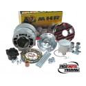 Cilinder kit  -Malossi MHR Team- 'Testa Rossa' 94cc- Piaggio / Gilera