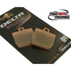 Kočione pločice - Delta Braking- 46x53,1x6,6 -Aerox, Slider