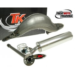 Auspuh Turbo Kit Road R - CE-Derbi GPR 50 Racing (2005-) D50B0