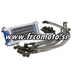 Oil radiator VOCA - Pitbike 125-200cc