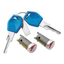 lock set for Gilera Stalker, Storm, Piaggio Free, NRG, NTT, TPH