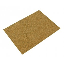 Gasket sheet cork 1.50mm 140mm x 195mm