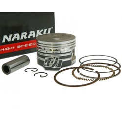 Piston set Naraku 72cc GY6