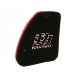 Air filter Naraku Peugeot vertical