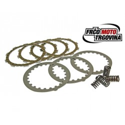 Set clutch plates XXX Bike -Sport AM6