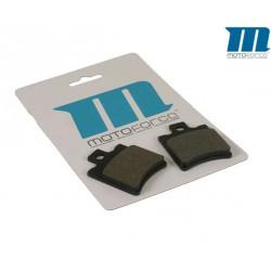 Zavorne obloge - Motoforce, S10, 39.9x49.7x7mm