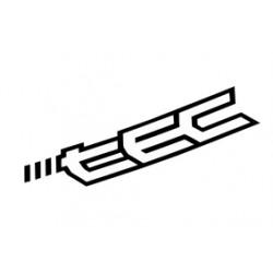 Sticker Tec 85x19mm