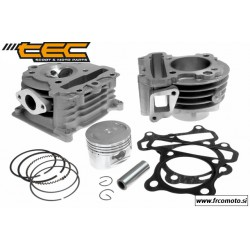 Cilinder kit komplet - Tec Performance 90cc- GY6