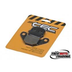 Zavorne ploščice TEC -S16  CPI- Keeway- Aprilia -Peugeot