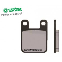 Brake pads Sinter for Aprilia , Tomos , Yamaha , Gilera , Italjet , CPI
