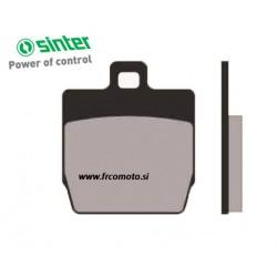 Zavorne ploščice Sinter - Yamaha Aerox , Nitro , Slider