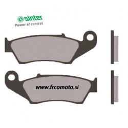 Zavorne ploščice Sinter - Kawasaki KX 125/250/450 / 500cc -Yamaha YZ 125 / 250 / YZF 400