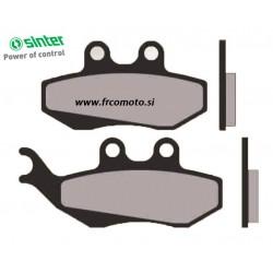 Zavorne ploščice Sinter - Yamaha TZR ,Gilera DNA50 ,180 ,Runner 125