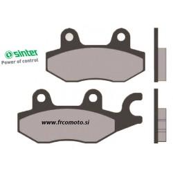 Zavorne ploščice Sinter- TGB Buffalo ,Kymco Agility 50 ,Dink ,Yager