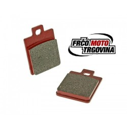 Brake pads for Gilera , Piaggio , Peugeot , Vespa