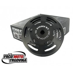Clutch bell - Stage6 R / T CNC - type 500, Piaggio / Peugeot / Honda, d-107mm