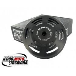 Zvono kvačila-Stage6 R/T CNC-tip 500, Piaggio/ Peugeot/ Honda, d-107mm