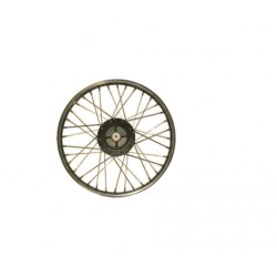 Rear wheel Tomos APN 18 inches    gray