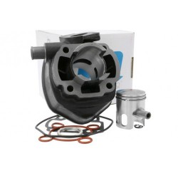 Cilinder Motoforce Eco Minarelli LC 50 ccm - Horizontal (10 sornik)