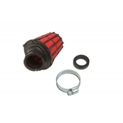 Športni zračni filter   NERO/ROSSO 45°