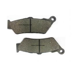Brake pads YAMAHA DT X 125 , APRILIA PEGASO 600-650 (90-)