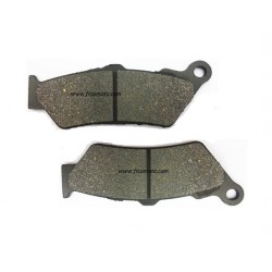 Zavorne ploščice  YAMAHA DT X 125 , APRILIA PEGASO 600-650 (90-)