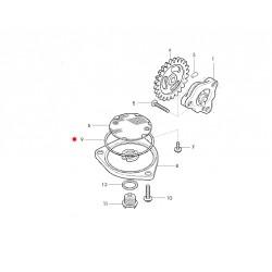 O ring poklopca uljnog filtra Hyosung GA 125 Cruise