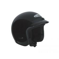 Helmet Speeds Jet Classic glossy black - M