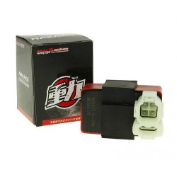 CDI unit Naraku unrestricted for ATU Race GT, Benelli 49X, Keeway RY6