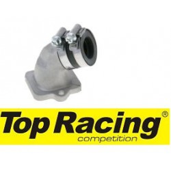 Sesalno koleno Top Racing - 19/24mm - Peugeot Horizontal - Ludix