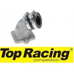 Sesalno koleno Top Racing - 19/24mm - Peugeot Horizontal - Ludix