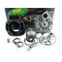 Cilinder kit Top Performance Black Trophy 70cc  Piaggio - Gilera LC
